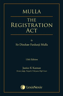 Mulla The Registration Act, 2016