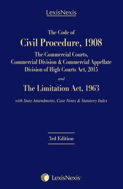 Lexis Nexis The Code of Civil Procedure, 1908 (Palmtop Edition) 2016