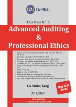 Advanced Auditing & Professional Ethics (CA-Final)