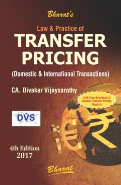 Law & Practice of TRANSFER PRICING (Domestic & International Transactions)