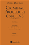 Durga Das Basu Code of Criminal Procedure, 1973