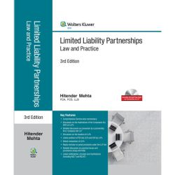 Limited Liability Partnership- Law and Practice, 3E 2016