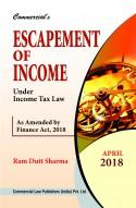 ESCAPEMENT OF INCOME