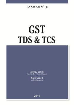 GST TDS & TCS
