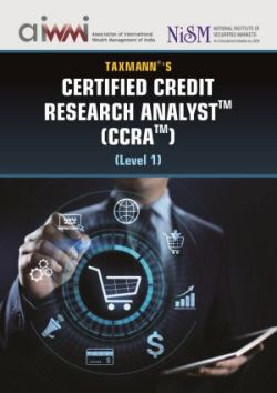 Certified Credit Research Analyst (CCRA) Level 1