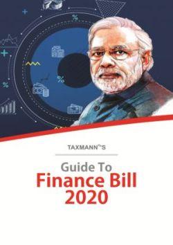 Guide To Finance Bill 2020