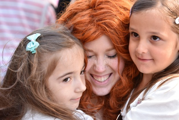 How to meet the Disney Princesses without waiting in line