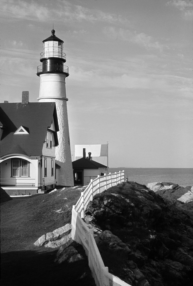 Chatham and Nauset lighthouse
