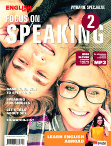 English Matters 27/2018 focus on speaking