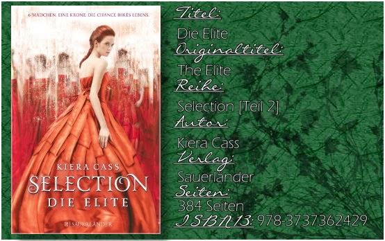 Selection 02 - Die Elite von Kiera Cass