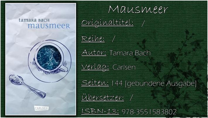 Mausmeer von Tamara Bach