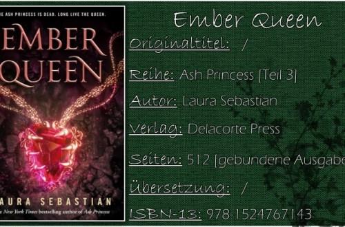 Ember Queen (Ash Princess 03) von Laura Sebastian