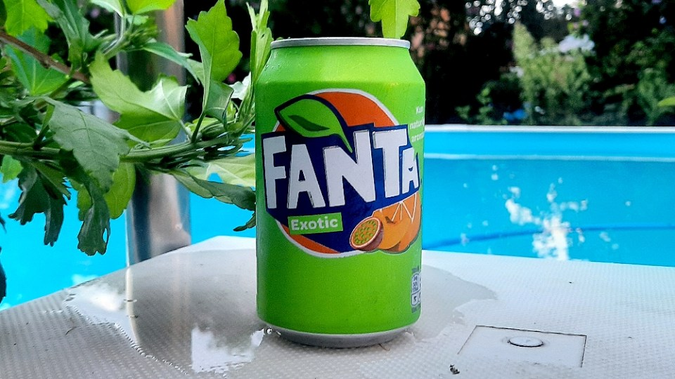 Fanta Exotic (Export)