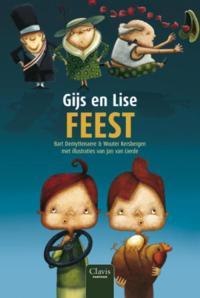 Image result for Gijs en Lise Feest - Bart Demyttenaere & Wouter Kersbergen