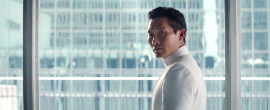Jack Kang in Insurgent