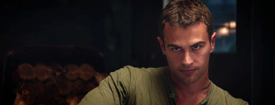 Tobias Eaton is not amused