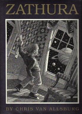 Zathura 1st Edition1st Printing Chris Van Allsburg