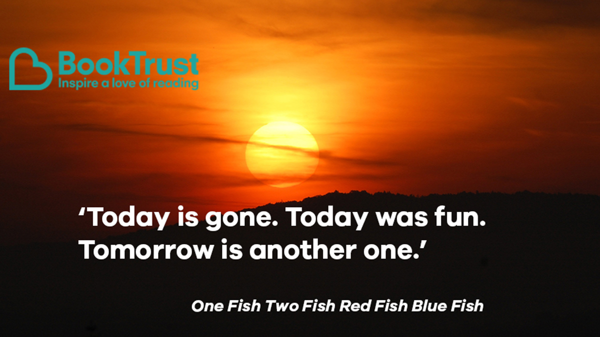 22 inspirational Dr Seuss quotes that you really need in your life     A quote from One Fish Two Fish Red Fish Blue Fish