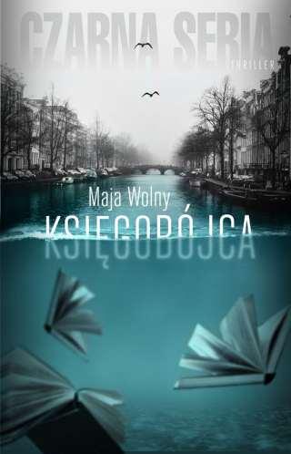 Książkobójca Maja Wolny