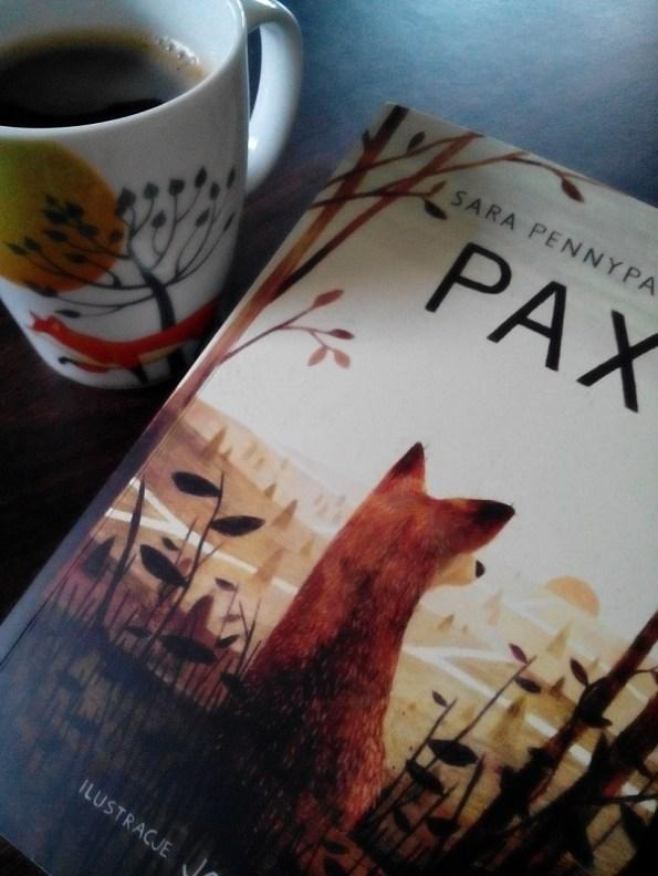 """O małym lisie  – """"Pax"""" recenzja"""