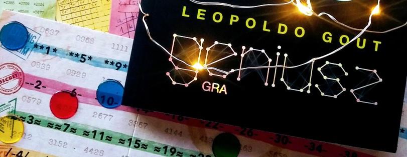 Geniusz. Gra Leopoldo Gout