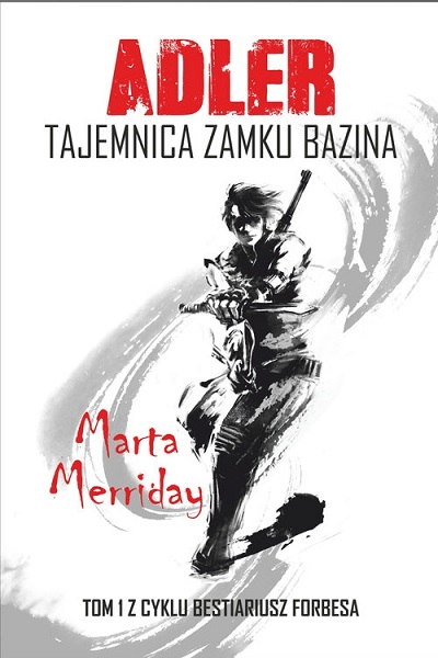 Adler powieść Marta Merriday