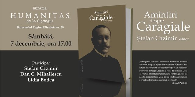 Invitatie_Amintiri despre Caragiale. (1)