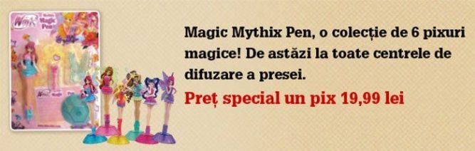 magic mythix pen