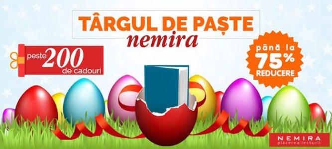 târg de Paște Nemira