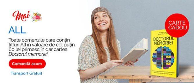 carte cadou Editura ALL