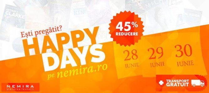 Happy Days Nemira