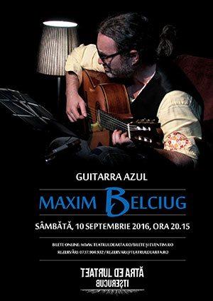 Guitarra Azul