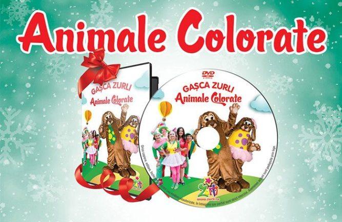 Animale colorate