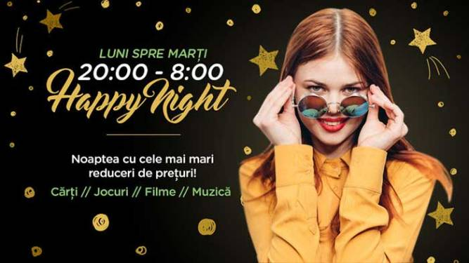 Happy Night Libris
