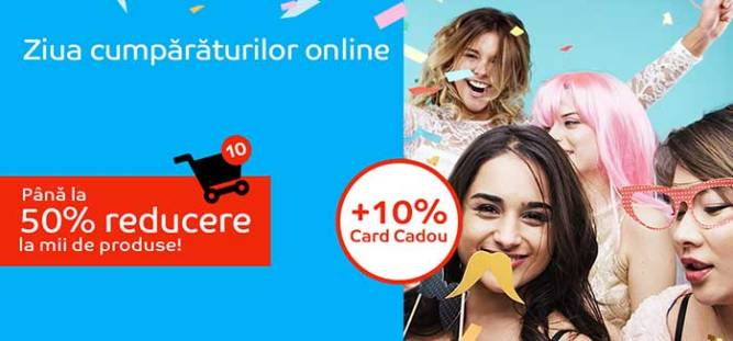 Ziua Cumpărăturilor Online