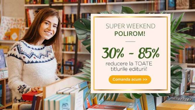 Super weekend Polirom