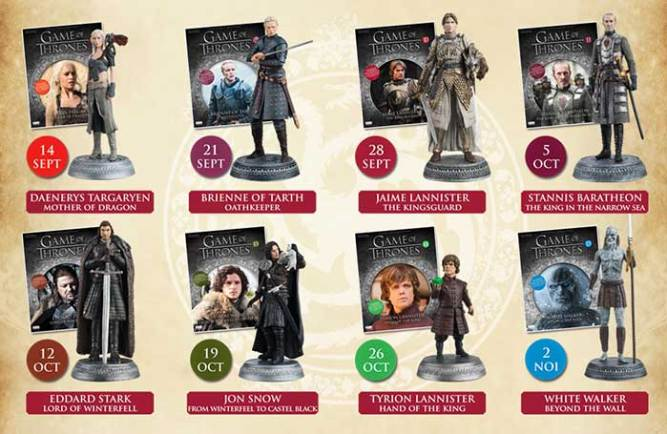 figurine Game of Thrones