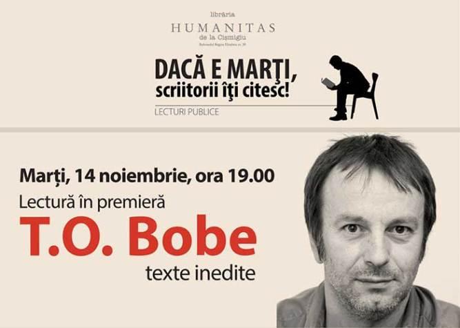 T. O. Bobe