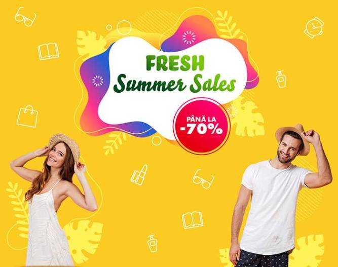 Fresh Summer Sale