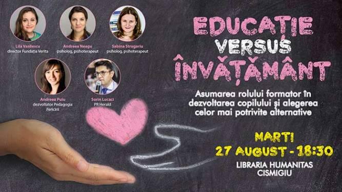 educație
