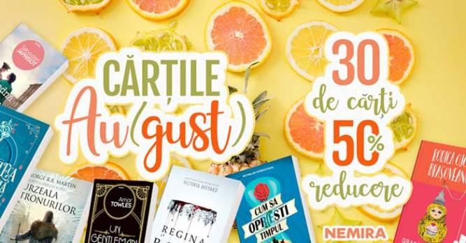30 de cărți Nemira