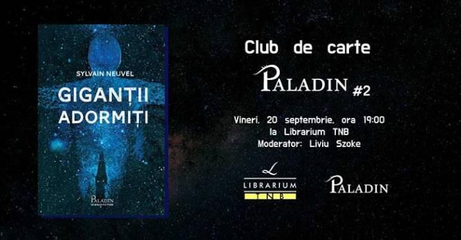 Club de carte Paladin