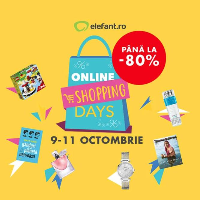 Online Shopping Days
