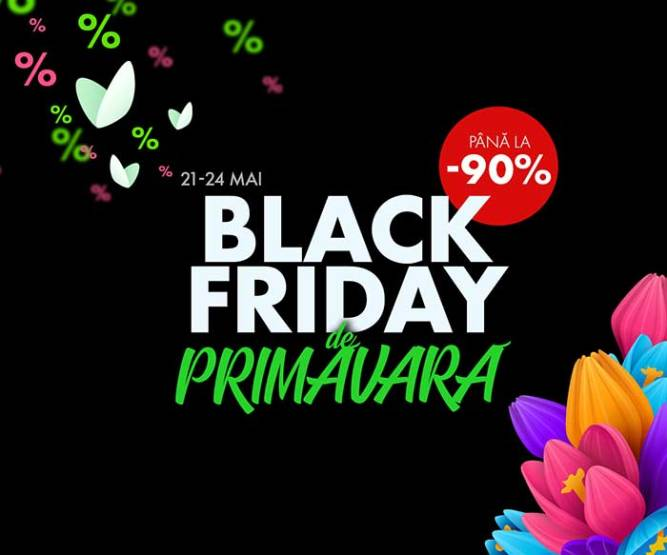 Black Friday de Primăvară