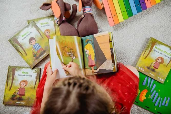 Carți de poveşti personalizate