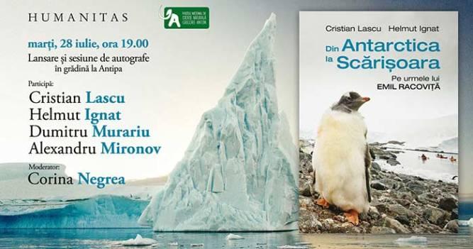 Din Antarctica la Scărișoara