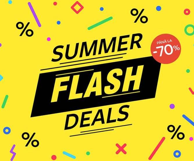 Summer Flash Deals