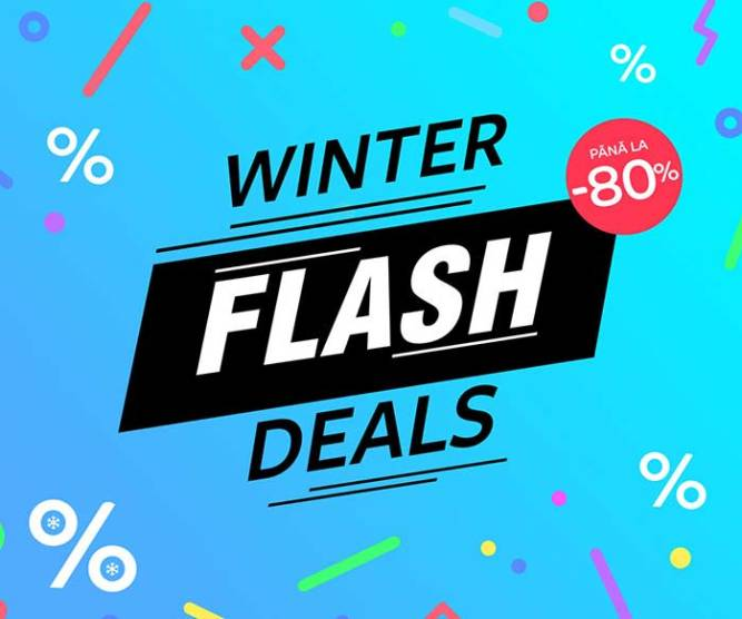 Winter Fash Deals
