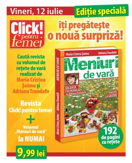 Click_pentru_femei_+_carte_Meniuri_de_vara