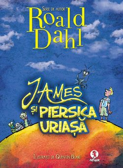 Roald Dahl, James si piersica uriasa
